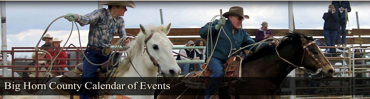bighorn county events wy