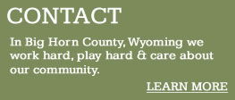 Contact Big Horn County